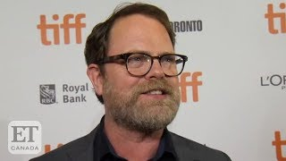 Rainn Wilson Never Gets Sick Of 'The Office'