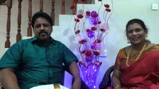 Deepavali Greetings from Dr.Tamilselvan