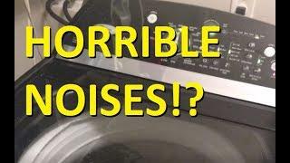 Whirlpool Cabrio HE making loud noise! - FIX IT