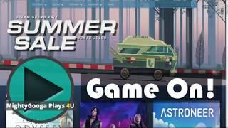 Steam Summer Sales 2019: Best Games, Best Strategy, Best Prices!