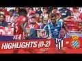 Resumen de Atlético de Madrid vs RCD Espanyol (0-2) MP3