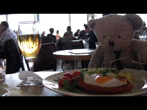 Misery Bear Goes To Germany