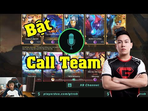Kèo Cực HOT XB + Issprox Vs Top 1 Msuong | XB Bật Cả Voice Lên Call Team