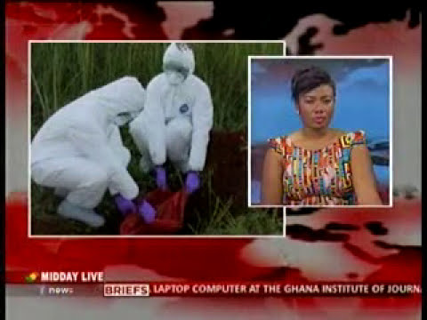 Midday Live - Update on Ebola Virus Outbreak - 28/3/2014