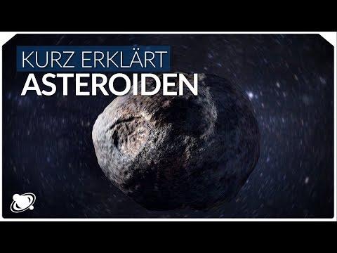 Asteroiden | Einfach Erklärt (2019)
