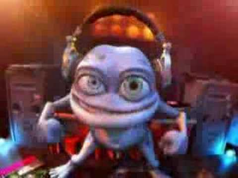 Crazy Frog popcorn Song video