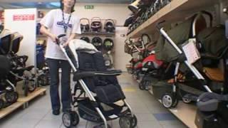 Kako izabrati kolica za bebu
