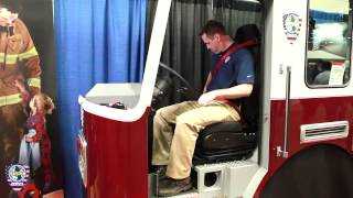 Valor Seat Demonstration at the FDIC 2015 Show