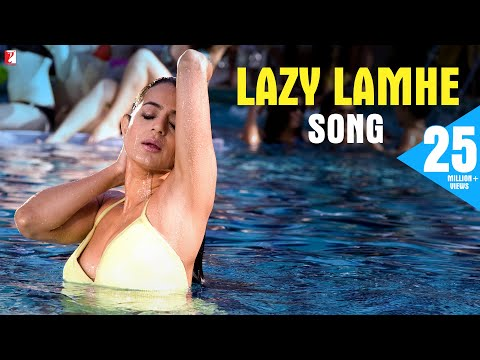 Lazy Lamhe - Song - Thoda Pyaar Thoda Magic | Saif Ali Khan | Rani Mukerji | Ameesha Patel