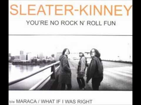 Sleater-kinney - Maraca