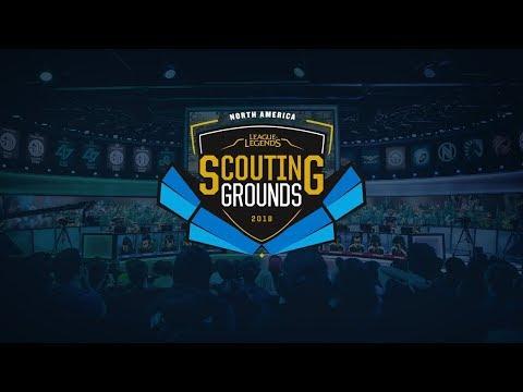 CLD vs. OCN | Game 1 | 2018 NA Scouting Grounds | Team Cloud Drake vs. Team Ocean Drake