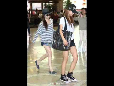 Snsd Airport Fashion Ranking Snsd Fashion at Airport Part 2