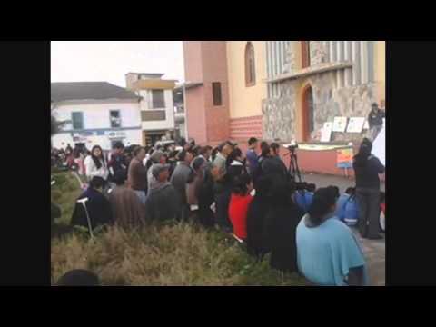 PLIEGO DE PETICIONES, PARROCO CIPRIANO BASTIDAS EN EL CONTADERO