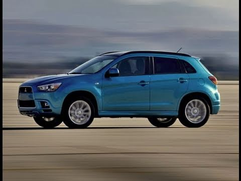 2011 Mitsubishi Outlander Sport review