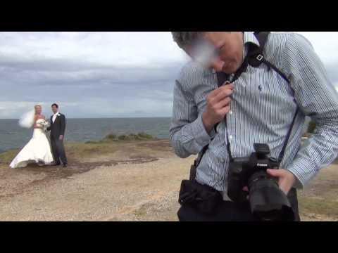wedding photography location session example - see me in action