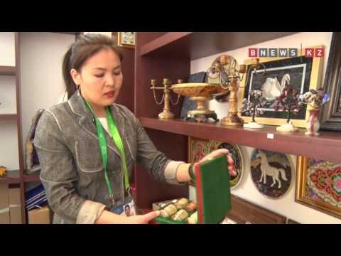 Полудрагоценные камни из Таджикистана можно купить за бесценок на ЭКСПО