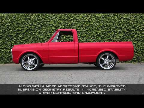 How To: Hotchkis 1967-72 Chevy C10 Pickup Suspension Install