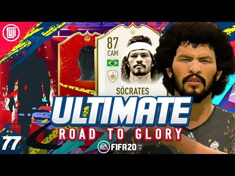 WALKOUT!!! FUT CHAMPS REWARDS!!! ULTIMATE RTG #77 - FIFA 20 Ultimate Team Road to Glory