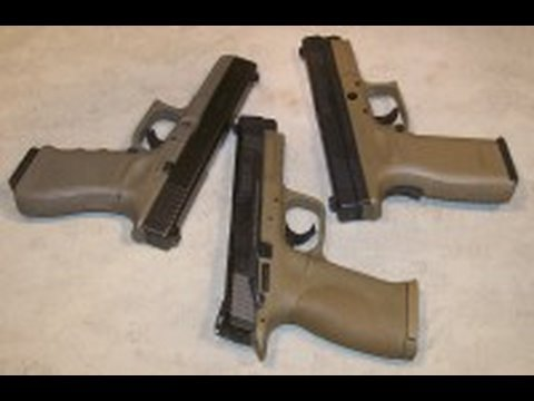 What Pistol to Buy? Glock, M&P, XD