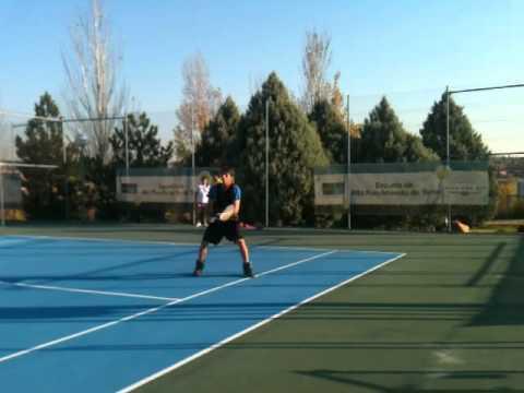 Escuela de Alto Rendimiento de Tenis. UEM