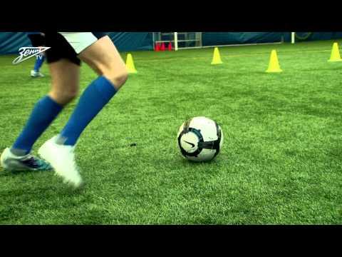 Уроки по футболу - видео
