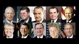 Video: Crimes of US Presidents from 1939: Eisenhower