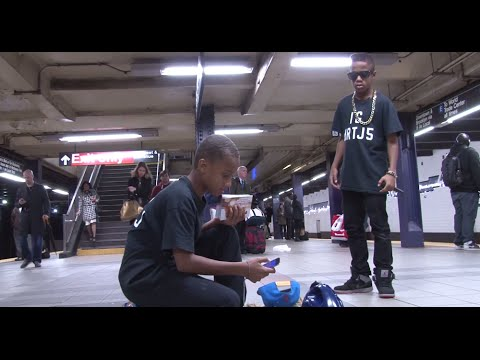 The 13 Year Old Rapper From The Bronx (Produced and Directed by Kareem Rahma)
