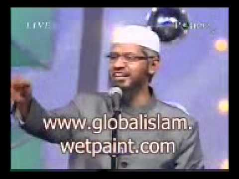 Reply Of 'doctor Zakir Naik ,,, Gustaakh-e-rasool.3gp video