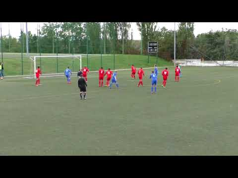 U16: Brno - FCB 5:4 (sestřih branek)