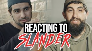 HOW TO REACT TO SLANDER (FITNAH)