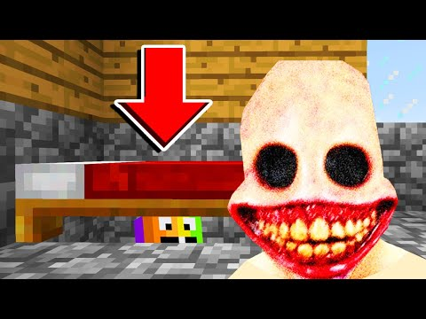 Minecraft : IM HIDING FROM THE SMILE MAN! (Ps3/Xbox360/PS4/XboxOne/PE/MCPE)