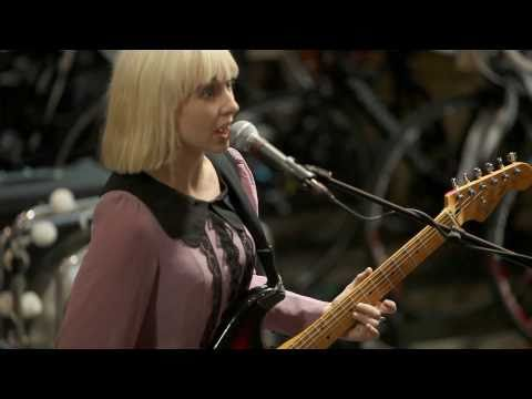 The Joy Formidable - Cradle (Live @ KEXP, 2011)