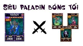 Paladin ĐẠI CHIẾN Tà Thần và Tiên Tri-Game giải trí YUGIH5