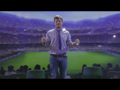 КФ смотрит футбол на высоте! Skyroom зовет.