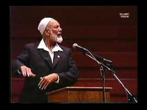 How Rushdie Fooled The West - by Sheikh Ahmed Deedat (12/12)