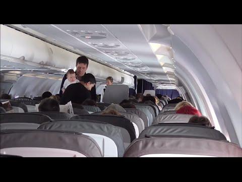 Flight Report: Lufthansa Airbus A321 Barcelona - Munich |Economy Class|