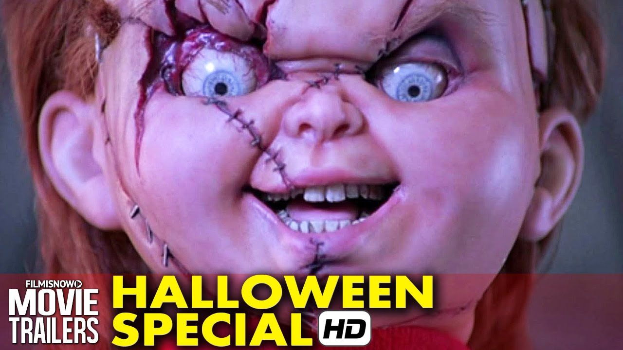 Halloween Special - Chucky meets The Babadook Mashup [HD]