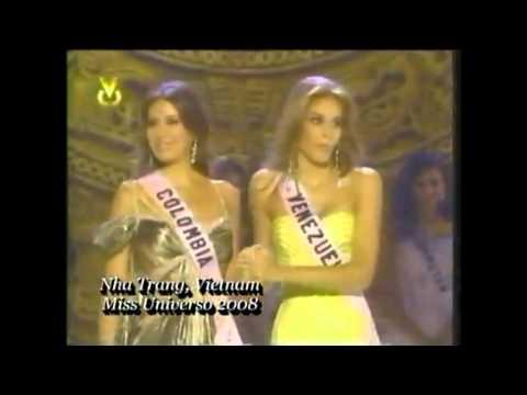 Las 7 coronas de Miss Universo Venezolanas -  Incluyendo a Maria Gabriela Isler Miss Universo 2013