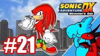 Knock, Knock!   Sonic Adventure DX #21   Playing With Dragons