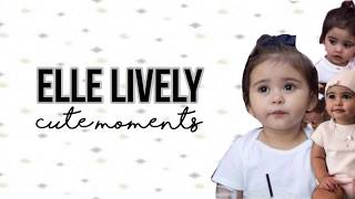 Elle's cute and funny moments //The ACE Family
