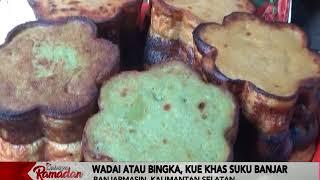 Kue Bingka, Sajian Berbuka Puasa Favorit Khas Banjarmasin - iNews Malam 24/05