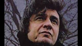 Johnny Cash Sings Far Side Banks Of Jordan