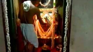 Anant Chaturdashi evening pooja in my home