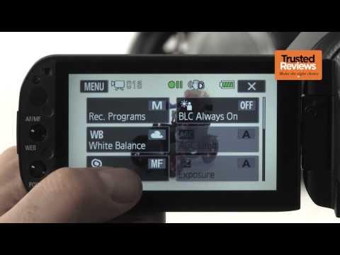 Canon LEGRIA HF G10 review