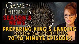 Game of Thrones Update: Prequels, Season 8, Ed Sheeran & More