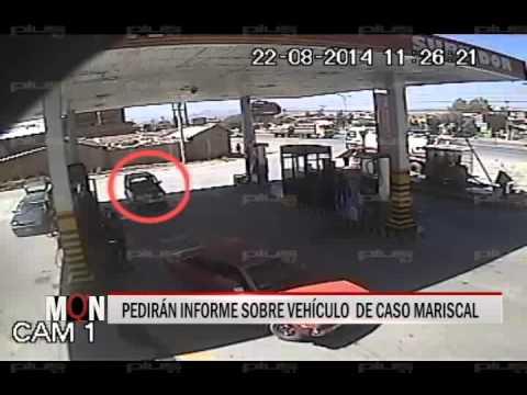 21/01/2015 18:42 PEDIRÁN INFORME SOBRE VEHÍCULO  DE CASO MARISCAL