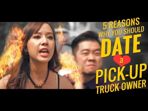 5 Reasons Why You Should Date A Pick-up Truck Owner - AutoBuzz.my