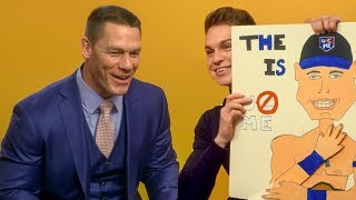 JOE WELLER INTERVIEWS JOHN CENA