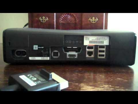 Xbox 360 Slim AV Cable + HDMI Use Fix