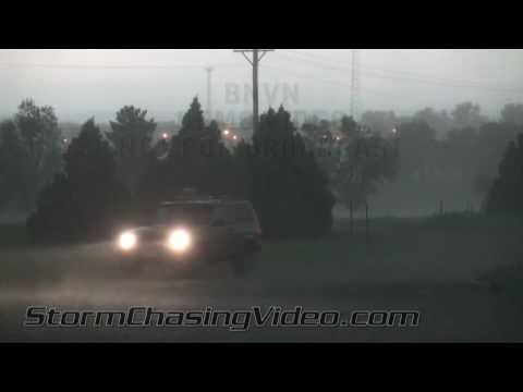 06/07/2010 Scottsbluff, NE Tornadic Storms
